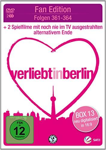 Verliebt in Berlin - Folgen 361-364 (Fan Edition, 2 Discs) [Alemania] [DVD]