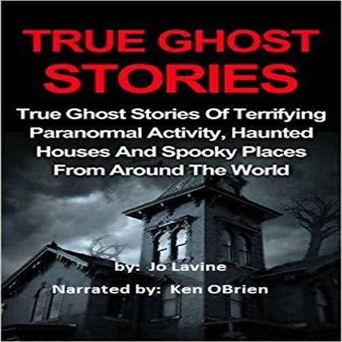 True Ghost Stories audiobook cover art