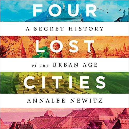 Four Lost Cities cover art