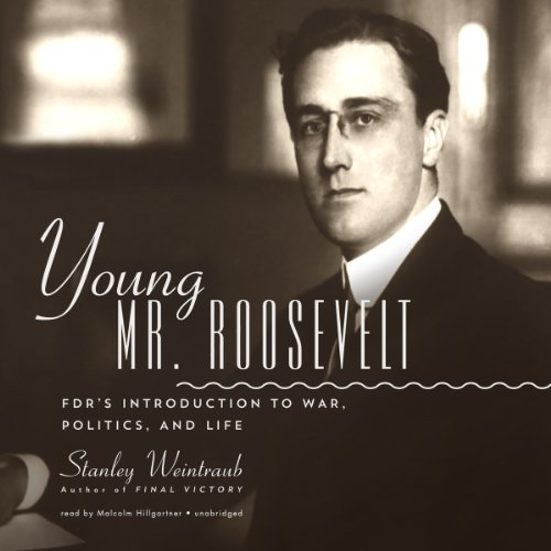 Young Mr. Roosevelt audiobook cover art