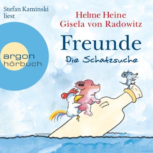 Freunde audiobook cover art