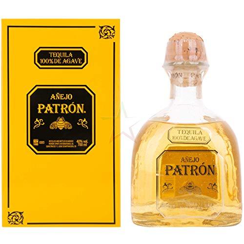 Patrón Tequila Añejo 40,00% 0,70 Liter