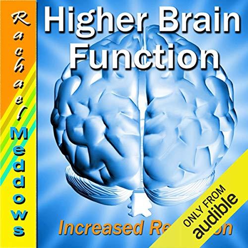 Higher Brain Function Hypnosis Audiobook By Rachael Meddows cover art