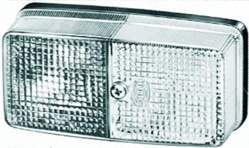 HELLA 9EL 120 224-001 Disperseur, feu clignotant - 12V - gauche/droite