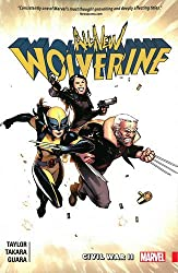 All-New Wolverine, vol 2