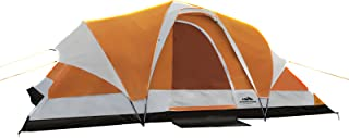 AsterOutdoor Camping Tent 8 Person Waterproof Family Dome...