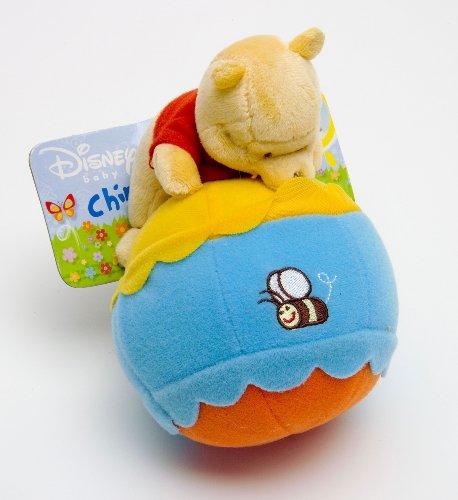 Joy Toy – Winnie l'ourson Baby 505620 – Winnie Balle 10 cm