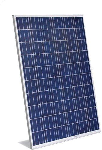 Su-kam 100-Watt Silicone Solar Panel (White & Blue)