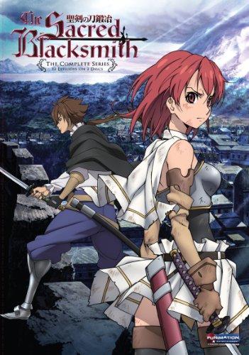 Sacred Blacksmith: The Complete Series -  DVD, Christopher Bevins, Blake Shepard