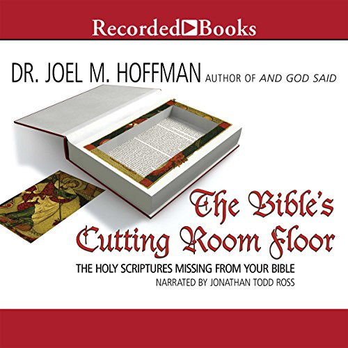 The Bible's Cutting Room Floor audiobook cover art