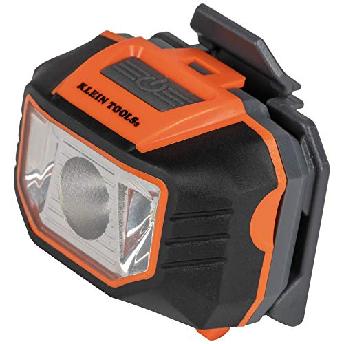 Klein Tools KHH56220 LED Hard Hat Headlamp, Magnetic Worklight / Flashlight for Klein Tools Hard Hats with Accessory Mounts
