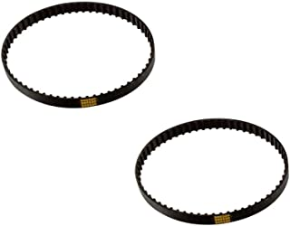 Porter Cable 351/352 Belt Sander Replacement (2 Pack) Toothed Belt # 848530-2pk