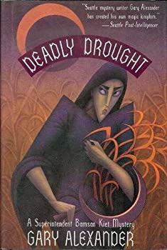 Deadly Drought 0312063318 Book Cover
