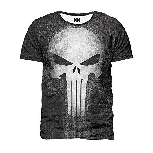 Noorhero - T-Shirt Uomo - The Punisher