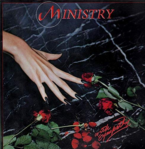 Ministry - With Sympathy - Arista - 205 306