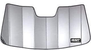 Husky Liners 97003 Silver Custom Sunshade Fits 2009-18 Dodge Ram 1500/2500/3500, 2019 Dodge Ram 1500 Classic