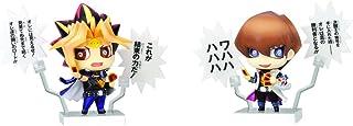 コトブキヤ 遊☆戯☆王 デュエルモンスターズ 闇遊戯&海馬瀬人-決闘 デュエル王!!- ノンスケール PVC塗装済みミニフィギュア