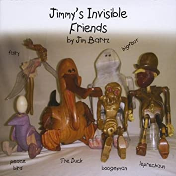 JIMMY'S INVISIBLE FRIENDS