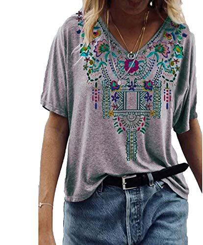 SLYZ 2021 Camisetas De Manga Corta Estampadas Sueltas Multicolores De Mujeres Europeas Y Americanas Camisetas De Mujer
