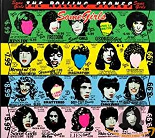 Some Girls - Édition Deluxe Limitée (2 CD - 12 Titres Inédits) (B005N95JA4) | Amazon price tracker / tracking, Amazon price history charts, Amazon price watches, Amazon price drop alerts