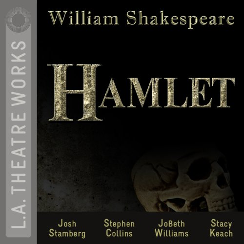 Hamlet                   By:                                                                                                                                 William Shakespeare                               Narrated by:                                                                                                                                 Josh Stamberg,                                                                                        Stephen Collins,                                                                                        JoBeth Williams,                   and others                 Length: 3 hrs and 13 mins     2 ratings     Overall 5.0