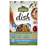 Rachael Ray Nutrish Dish Premium Natural Dry Dog Food, Chicken & Potato Recipe with Veggies & Fruit, 22.5 Pounds, Grain Free