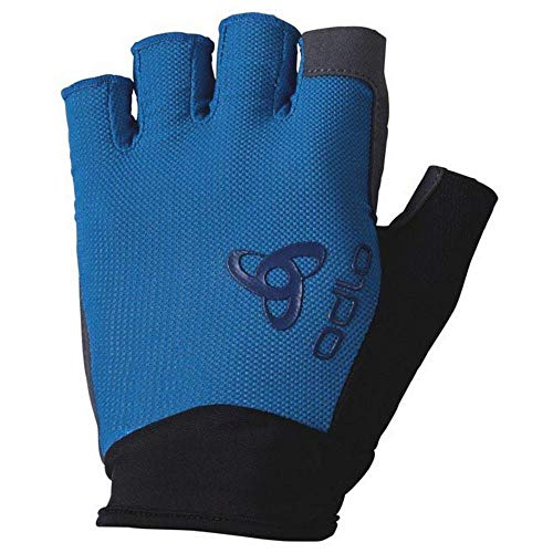 Odlo Active Fingerlose Handschuhe Guantes Dedos, Unisex Adulto, Azul Vaquero, XX-Small