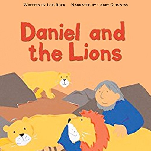 Daniel and the Lions audiobook cover art