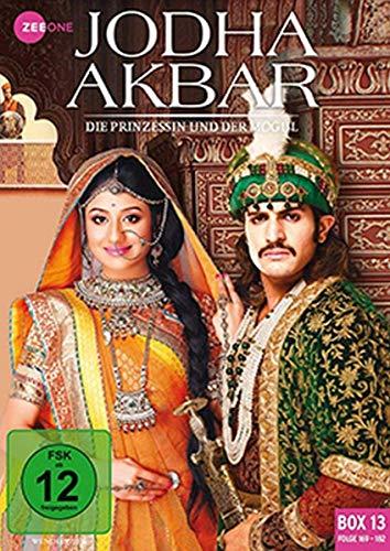 Jodha Akbar - Die Prinzessin und der Mogul (Box 13, Folge 169-182) [3 DVDs]