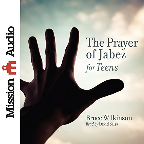 The Prayer of Jabez for Teens audiobook cover art