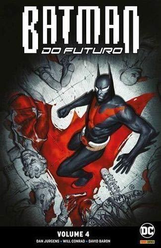 Batman do Futuro Volume 4