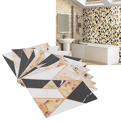 01 Adhesivo de Pared, calcomanías de Pared fáciles de Hacer Bricolaje, Adhesivo para Azulejos de PVC, protección del Medio Ambiente con Material de PVC decoración