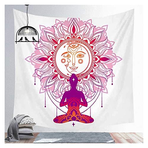 RQEMD Patrones De Tamaño Múltiple Imprimir Tapeles Sala De Estar Dormitorio Dormitorio Arte Decorativo (Color : JJGT00086, Size : 150X150cm)