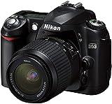 Nikon D50 - Cámara Digital Compacta 6.2 MP (2 Pulgadas LCD)
