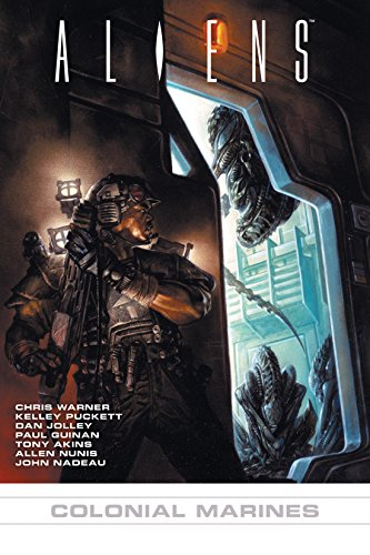 Aliens #7: Colonial Marines (English Edition)