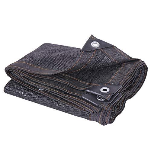 90% schaduw doek zwart zonneblok stof schaduw Netting voor tuin bloem plant kas auto dak dekt patio luifels