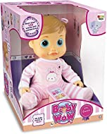 New Baby Wow Chatty Emma Cute Interactive Baby Doll