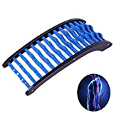 Spinal Soothing Rack Spine Massager Orthosis,Lumbar Traction Massager Corrector