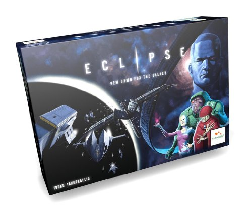 Asmodee ASMECL01 - Eclipse Brettspiel