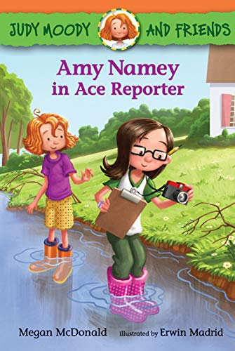 Amy Namey in Ace Reporter