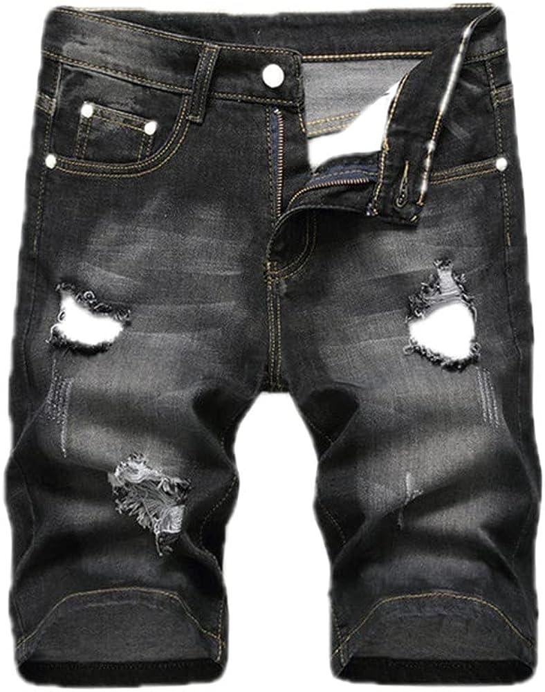 NP Summer Denim Shorts Male Jeans Men Jean Shorts Skate Mens