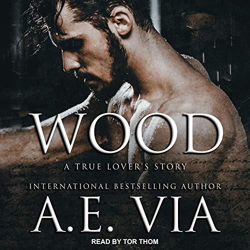 Wood cover art