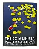 Linnea Design 2016 Poster Calendar Art By Johanna Riley