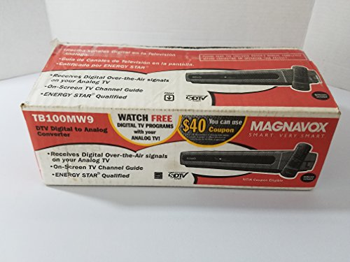 Magnavox DTV Digital to Analog Converter