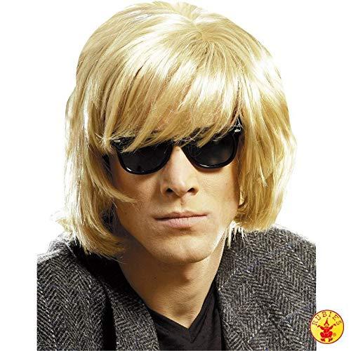 Brad perruque sans lunettes
