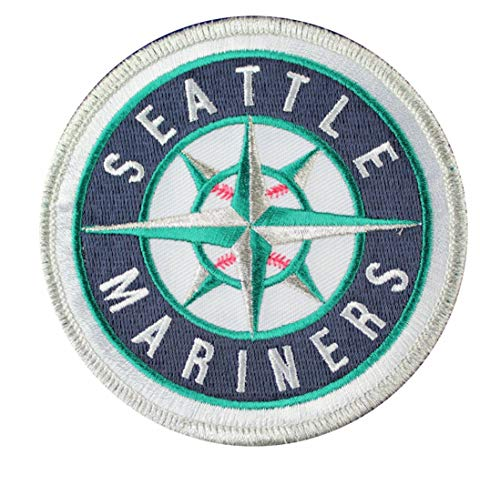 Emblem Source Mariners Round Collectors Patch
