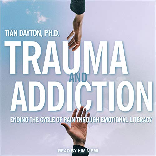 Couverture de Trauma and Addiction