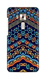 Shengshou Mobile Back Cover for Asus Zenfone 3 Deluxe ZS570KL 5.7 in Girlie Pattern SS608T37495