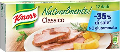 Knorr - Dado Classico -35%Sale 12 Cubetti