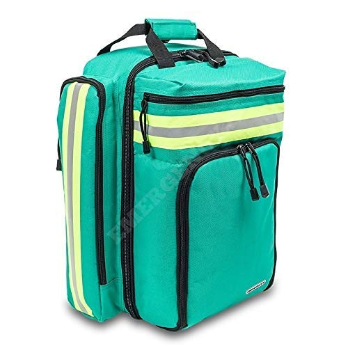 Elite Bags QVM-00082/VD Rucksack Ems Rescate, Polyester, Grün, 1 Stück